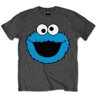 SESAME STREET Cookie Head 2, Tシャツ