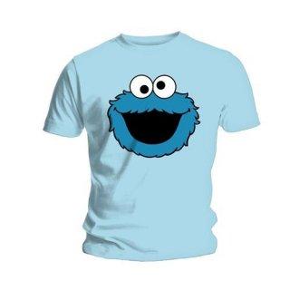 SESAME STREET Cookie Head, Tシャツ