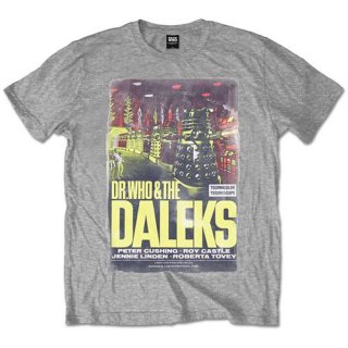 DOCTOR WHO Daleks, Tシャツ