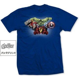 MARVEL COMICS Avengers Character Fly, Tシャツ