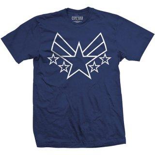 MARVEL COMICS Captain America Civil War Cap Insignia, Tシャツ