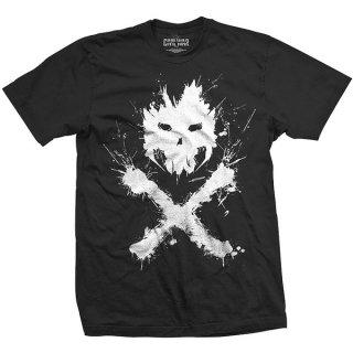MARVEL COMICS Captain America Civil War Crossbones Icon, Tシャツ