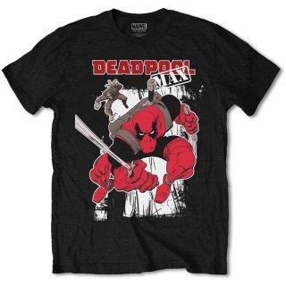 MARVEL COMICS Deadpool Max, Tシャツ