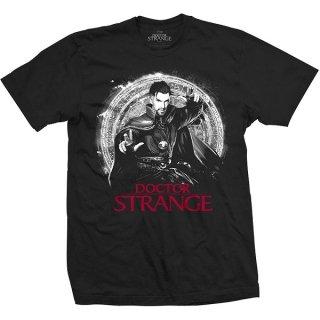 MARVEL COMICS Doctor Strange Mono Pop, Tシャツ