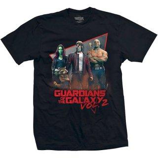 MARVEL COMICS Guardians of the Galaxy Vol. 2 Eighties, Tシャツ