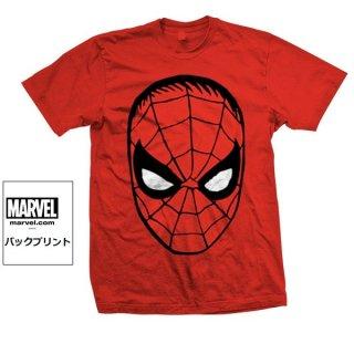 MARVEL COMICS Spider-Man Big Head, Tシャツ
