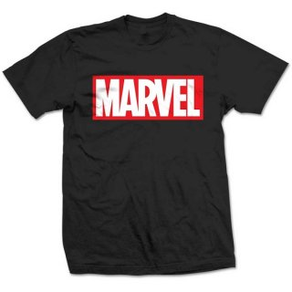 MARVEL COMICS Marvel Box Logo, Tシャツ