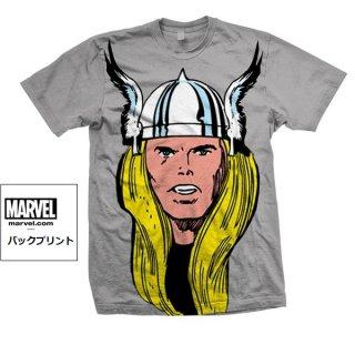 MARVEL COMICS Thor Big Head, Tシャツ