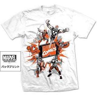MARVEL COMICS Marvel Montage 2, Tシャツ