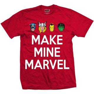 MARVEL COMICS Make Mine, Tシャツ