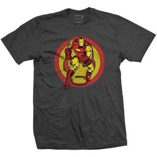 MARVEL COMICS Iron Man Dual, Tシャツ