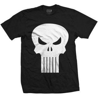 MARVEL COMICS Punisher Skull, Tシャツ