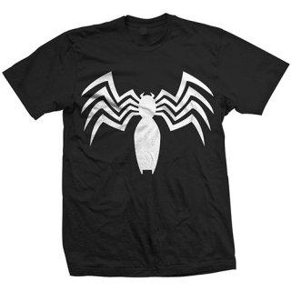 MARVEL COMICS Ultimate Spiderman Venom, Tシャツ