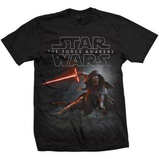 STAR WARS Episode VII Kylo Ren Crouch, Tシャツ