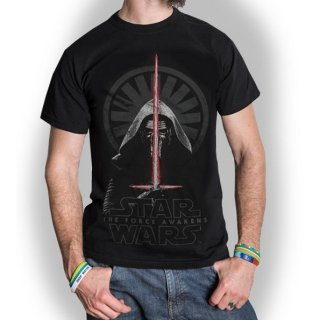 STAR WARS Episode VII Kylo Ren Shadows, Tシャツ