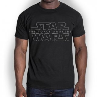 STAR WARS Force Awakens Logo, Tシャツ