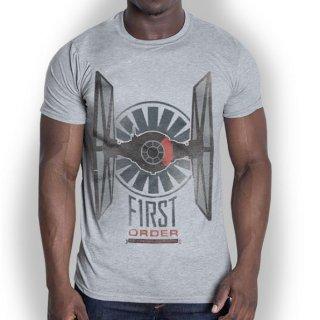 STAR WARS First order distress, Tシャツ