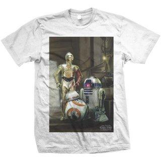 STAR WARS Three Droids, Tシャツ