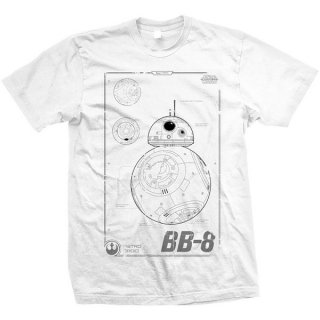 STAR WARS BB-8 Tech, Tシャツ