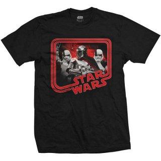 STAR WARS Episode VIII Phasma Retro, Tシャツ