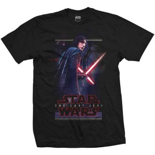 STAR WARS Episode VIII Kylo Pose, Tシャツ