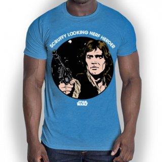 STAR WARS Scruffy Nerd Herder, Tシャツ