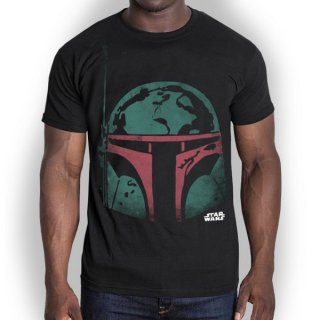 STAR WARS Boba Head, Tシャツ