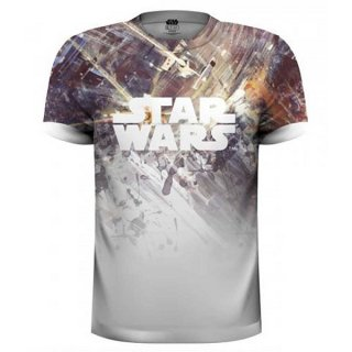 STAR WARS Dogfight with Sublimation Printing, Tシャツ