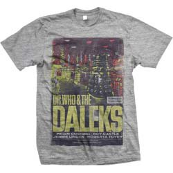 STUDIOCANAL Dr Who & The Daleks, Tシャツ