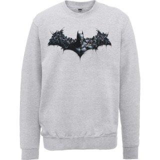 DC COMICS Batman Arkham Origins Shield, スウェットシャツ