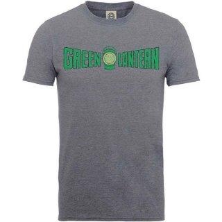 DC COMICS Originals Green Lantern Crackle Logo, Tシャツ
