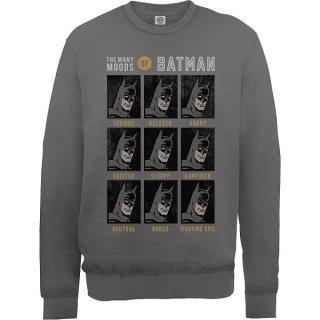 DC COMICS The Many Moods of Batman, スウェットシャツ