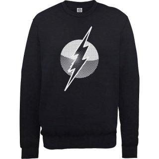 DC COMICS Originals Flash Spot Logo, スウェットシャツ