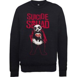 DC COMICS Suicide Squad Panda Squad, スウェットシャツ