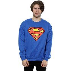 DC COMICS Superman Logo, スウェットシャツ