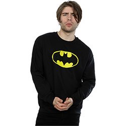 DC COMICS Batman Logo, スウェットシャツ