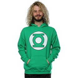 DC COMICS Green Lantern Logo (Small), パーカー