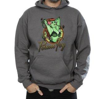 DC COMICS Bombshells Poison Ivy Badge Chgrey, パーカー