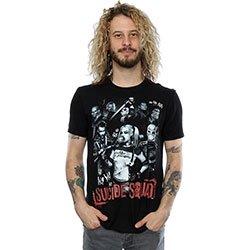 DC COMICS Suicide Squad Harley Quinn Gang, Tシャツ
