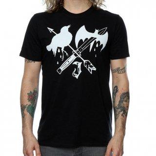 DC COMICS Suicide Squad Joker Tattoo, Tシャツ