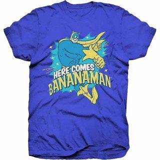 BANANAMAN Here Comes Bananaman, Tシャツ