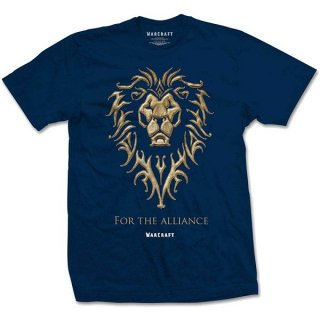 WORLD OF WARCRAFT The Alliance, Tシャツ