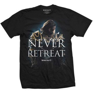 WORLD OF WARCRAFT Never Retreat, Tシャツ