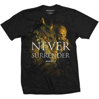 WORLD OF WARCRAFT Never Surrender, Tシャツ