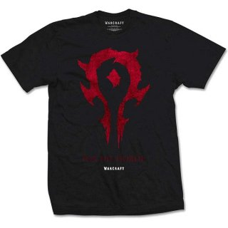 WORLD OF WARCRAFT For The Horde, Tシャツ