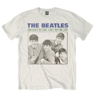 THE BEATLES You can't do that, Tシャツ