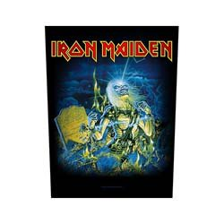 IRON MAIDEN Live After Death, バックパッチ