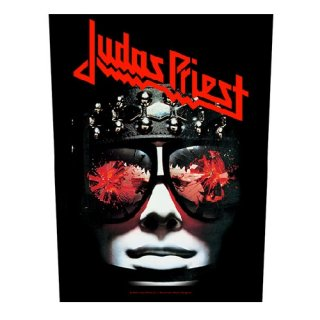 JUDAS PRIEST Hell Bent For Leather, バックパッチ