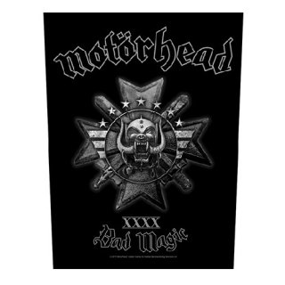 MOTORHEAD Bad Magic, バックパッチ
