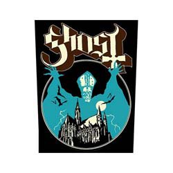 GHOST Opus Eponymous, バックパッチ